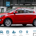 eco car rental website