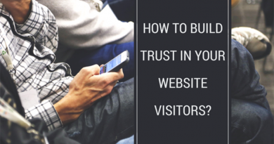 How to build trust in your website visitors?